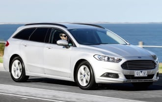 Photo of 2017 FORD MONDEO AMBIENTE MD FACELIFT