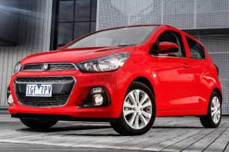Photo of 2017 HOLDEN SPARK LS MP MY18