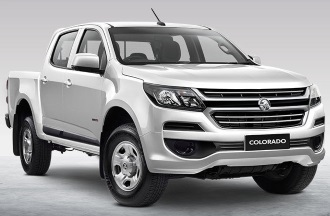Photo of 2017 HOLDEN COLORADO LT (4x4) RG MY18