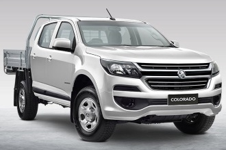 Photo of 2017 HOLDEN COLORADO LS (4x4) RG MY18