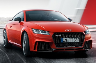 Photo of 2017 AUDI TT RS QUATTRO FV3 MY17