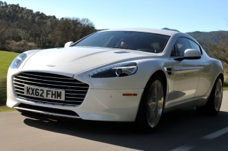 Photo of 2017 ASTON MARTIN RAPIDE SHADOW EDITION MY17.5
