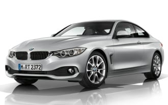 Photo of 2016 BMW 4 20d MODERN LINE F32 MY15