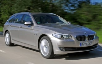 Photo of 2017 BMW 5 20d TOURING LUXURY LINE F11 MY15