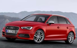 Photo of 2016 AUDI S3 SPORTBACK 2.0 TFSI QUATTRO 8V MY15