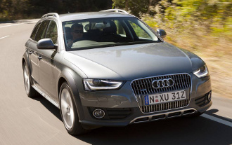 Photo of 2016 AUDI A4 ALLROAD QUATTRO LE B8 (8K) MY15