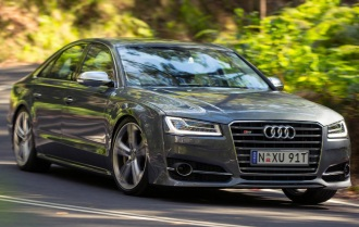 Photo of 2016 AUDI S8 4.0 TFSI QUATTRO 4H MY15