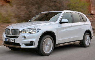 Photo of 2016 BMW X5 xDRIVE 25d F15 MY15