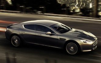 Photo of 2016 ASTON MARTIN RAPIDE S MY15