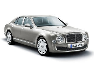 Photo of 2016 BENTLEY MULSANNE 3Y MY15