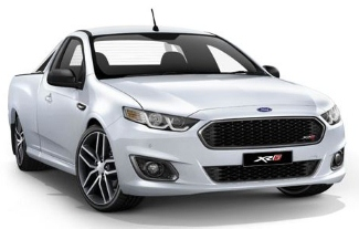 Photo of 2016 FORD FALCON XR6T FG X