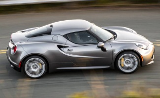 Photo of 2016 ALFA ROMEO 4C