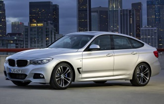 Photo of 2017 BMW 3 28i GRAN TURISMO (MODERN) F34 MY15 UPGRADE