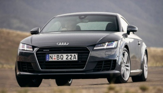 Photo of 2016 AUDI TT 2.0 TFSI SPORT FV