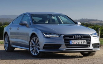 Photo of 2016 AUDI A7 SPORTBACK 3.0 TDI QUATTRO 4G MY15