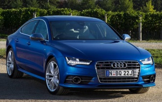 Photo of 2016 AUDI S7 SPORTBACK 4.0 TFSI 4G MY15