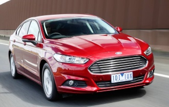 Photo of 2016 FORD MONDEO AMBIENTE MD