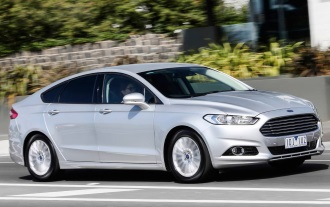 Photo of 2016 FORD MONDEO TREND MD