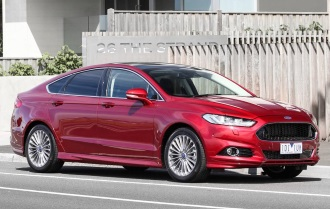Photo of 2016 FORD MONDEO TITANIUM MD