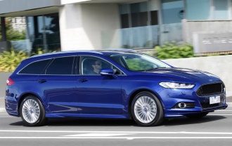 Photo of 2016 FORD MONDEO TITANIUM TDCi MD