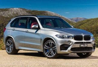 Photo of 2016 BMW X5 M F85