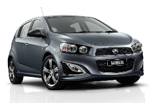 Photo of 2016 HOLDEN BARINA RS TM MY16