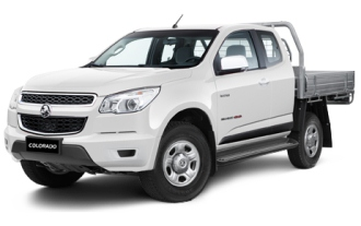 Photo of 2016 HOLDEN COLORADO LS (4x4) RG MY16