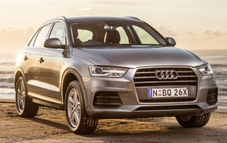 Photo of 2017 AUDI Q3 2.0 TDI SPORT QUATTRO (135kW) 8U MY15