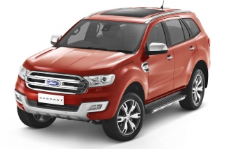 Photo of 2016 FORD EVEREST TITANIUM UA