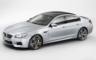 Photo of 2016 BMW M6 GRAN COUPE F06 LCI
