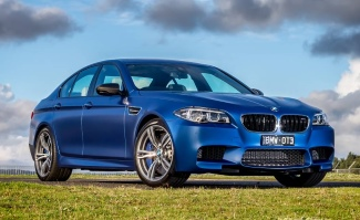 Photo of 2017 BMW M5 PURE F10