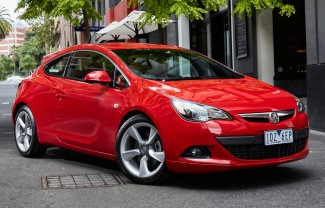 Photo of 2016 HOLDEN ASTRA GTC PJ MY16