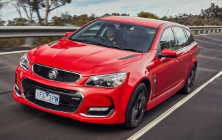 Photo of 2017 HOLDEN COMMODORE SS-V VF II