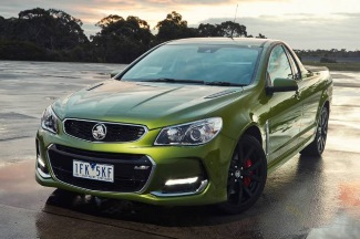 Photo of 2016 HOLDEN UTE SS-V REDLINE VF11