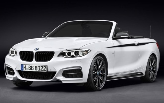 Photo of 2017 BMW 2 20i M-SPORT F23 MY16
