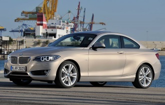 Photo of 2016 BMW 2 20i LUXURY LINE F22 MY16