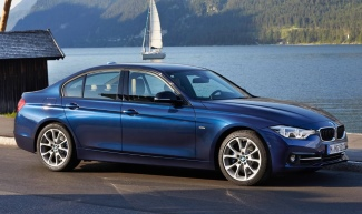 Photo of 2017 BMW 3 30i SPORT LINE F30 LCI