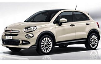 Photo of 2016 FIAT 500X POP STAR
