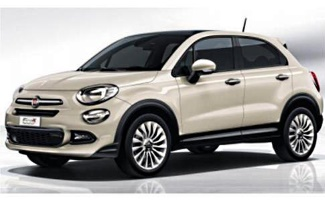 Photo of 2016 FIAT 500X LOUNGE