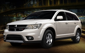 Photo of 2016 DODGE JOURNEY R/T JC MY16