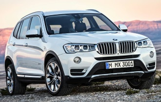 Photo of 2016 BMW X3 xDRIVE 28i F25 MY16