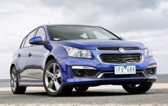 Photo of 2017 HOLDEN CRUZE SRi Z-SERIES JH MY16