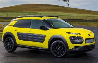Photo of 2017 CITROEN C4 CACTUS EXCLUSIVE 1.6 e-Hdi MY16