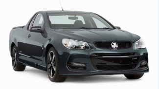 Photo of 2017 HOLDEN UTE SV6 BLACK 20inch EDITION VFII MY16