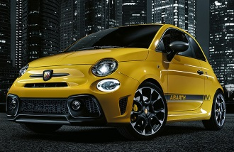 Photo of 2017 ABARTH 595 COMPETIZIONE MY16