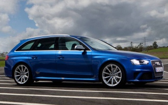 Photo of 2017 AUDI RS4 AVANT QUATTRO 8K MY17