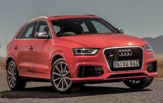 Photo of 2017 AUDI RS Q3 2.5 TFSI QUATTRO 8U MY16
