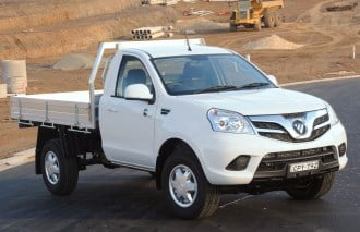 Photo of 2017 FOTON TUNLAND (4x2) P201 MY16