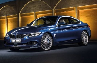 Photo of 2017 BMW ALPINA B4 BITURBO F32
