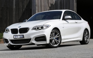 Photo of 2017 BMW 2 M240i SPORT LINE F22 MY17